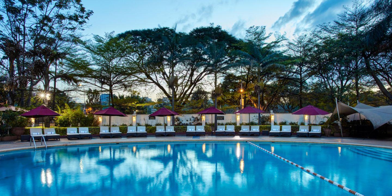 Intercontinental Hotel Nairobi Restaurants
