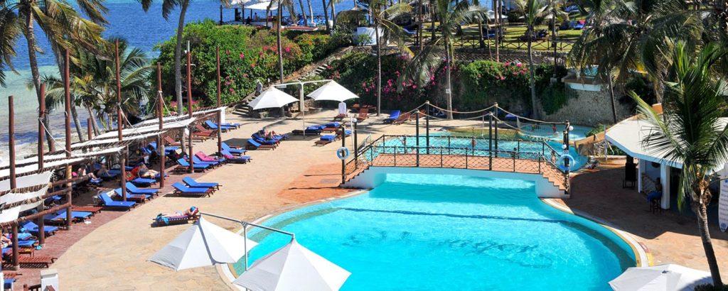 Voyager Beach Resort Mombasa Safaris