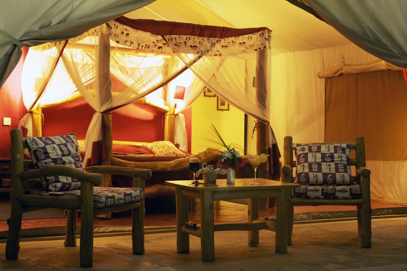 Voi Wildlife Lodge - Kichaka Tours and Travel Kenya