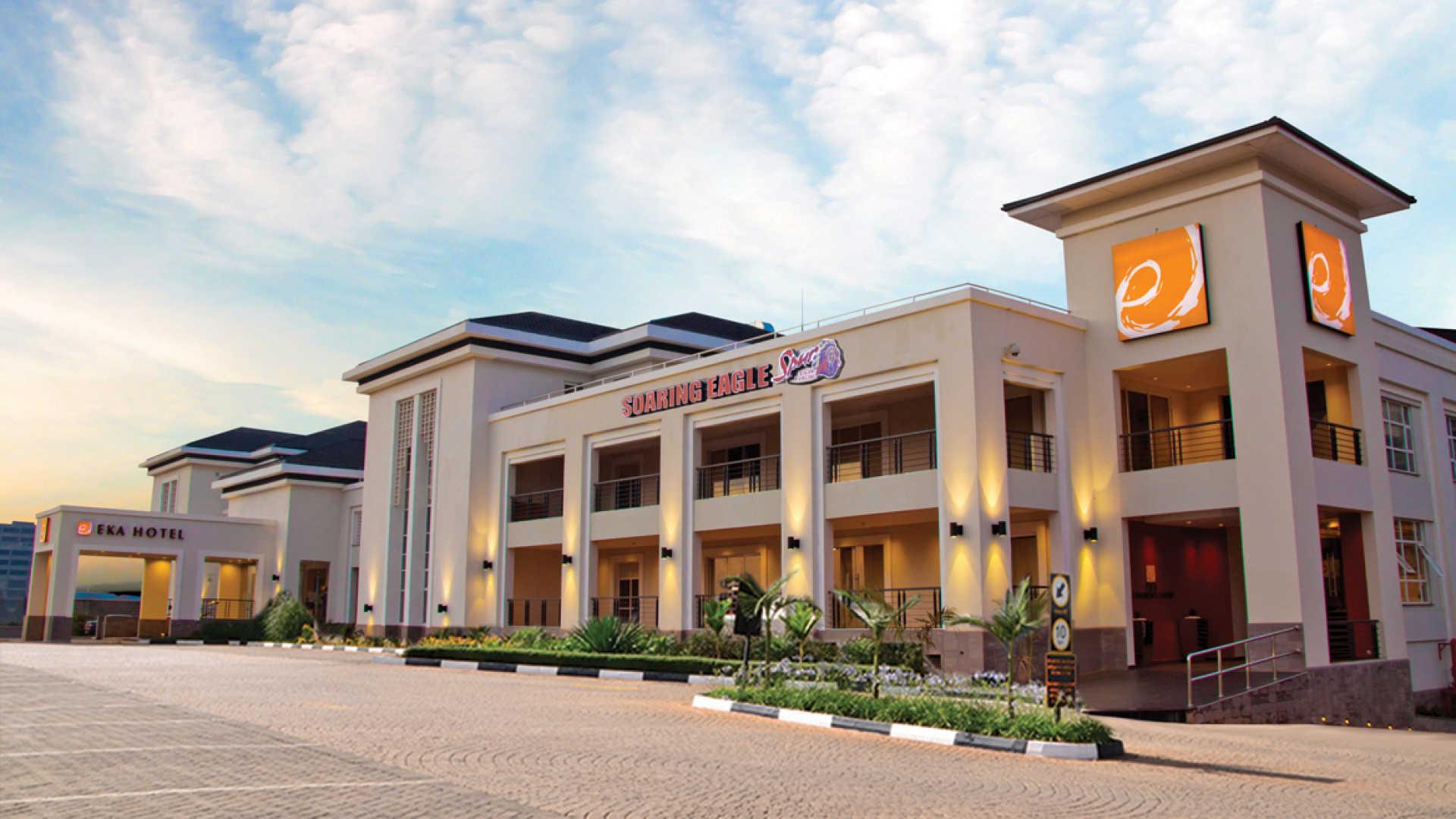 Eka hotels , Nairobi ,Kenya 2